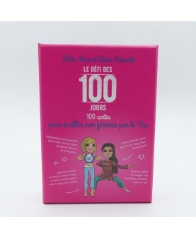 100 cartes pour éveiller votre féminin par le Tao - Défi des 100 jours