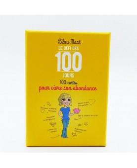 100 cartes pour vivre son abondance - Défi des 100 jours