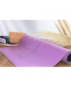 Tapis de Yoga Prémium Violet