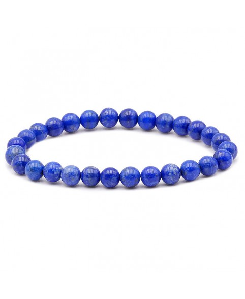 bijou lapis lazuli 8mm boule